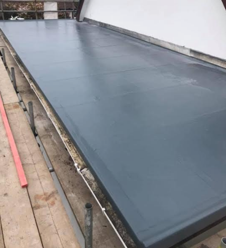 flat roof repairs or rebuild